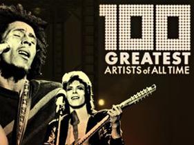 Los 100 Más Grandiosos Artistas de Todos los Tiempos