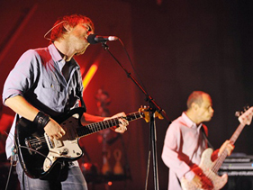 Atoms for Peace: la nueva pandilla de Thom Yorke