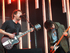 Thom Yorke presentó en vivo un nuevo tema de Radiohead